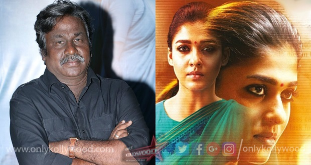 "Photo of Director Gopi Interview: ""Nayanthara's character name is Madhivadhani, which was LTTE Prabhakaran's wife's name"""