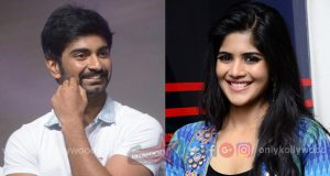 Atharvaa to romance Megha Akash in his next