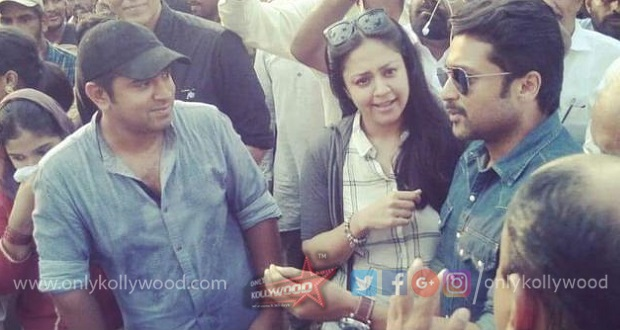"Photo of ""I can't explain in words how all of us felt,"" Nivin Pauly on Suriya & Jyotika's visit"