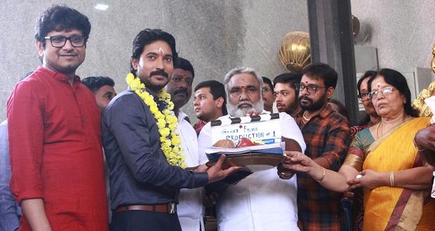 Photo of Raju Murugan's untitled film launch stills