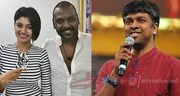 Madhan Karky to compose music for Kanchana 3
