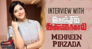 Mehreen Pirzada Interview copy