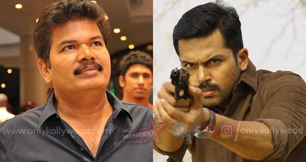 Shankar appreciates Theeran Adhigaaram Ondru as a 'terrific cop movie'