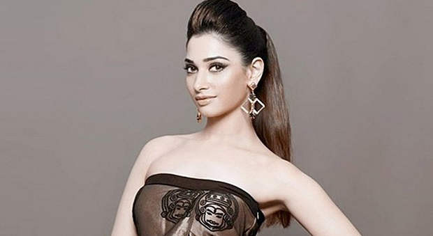 "Photo of ""Queen is making me do things I have never attempted before,"" says Tamannah"
