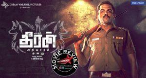 Theeran Adhigaaram Ondru Movie Review