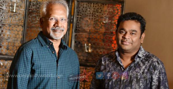 Photo of AR Rahman begins composing work for Mani Ratnam's next in Goa