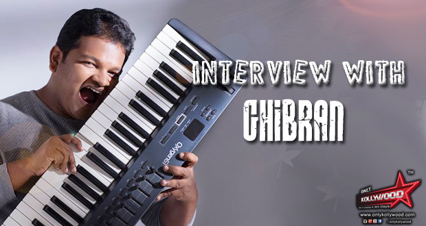 """Photo of The Ghibran Interview: """"A composer's travel with the director has a great significance"""""""