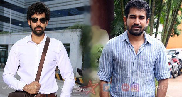 Photo of It was Vijay Antony who recommended director Pradeep: Sibiraj