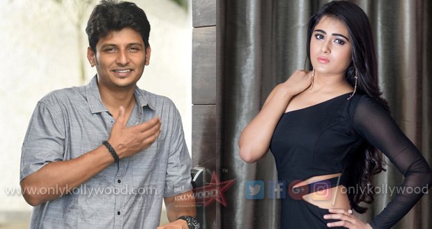Jiiva and Shalini Pandey team up for heist comedy thriller