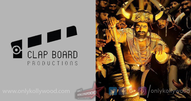 Photo of Sathyamurthy of Clapboard Productions acquires Oru Nalla Naal Paathu Solren