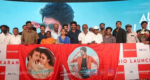 Photo of Velaikkaran Audio Launch Stills
