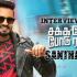 santhanam interview