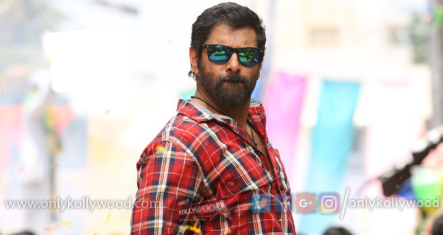 Photo of Vikram's Sketch reportedly out of the Pongal race