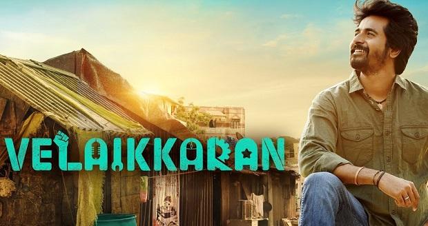 Photo of Sivakarthikeyan's Velaikkaran going steady at the box-office