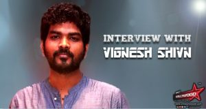 vignesh shivan interview