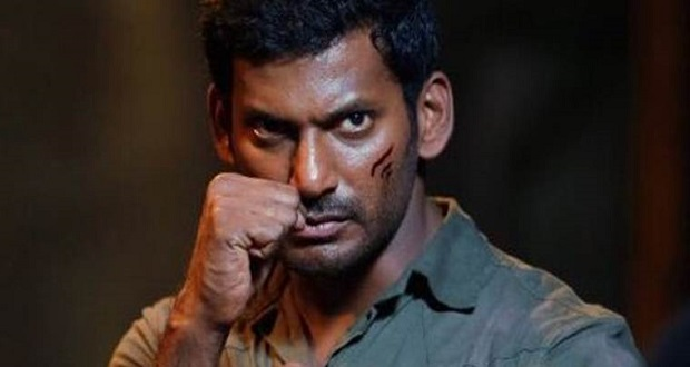 Photo of Returning officer finally rejects Vishal's nomination in RK Nagar by-election