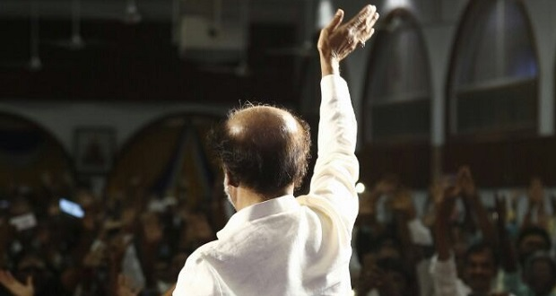 Rajinikanth launches dedicate website and mobile app for public and his fans