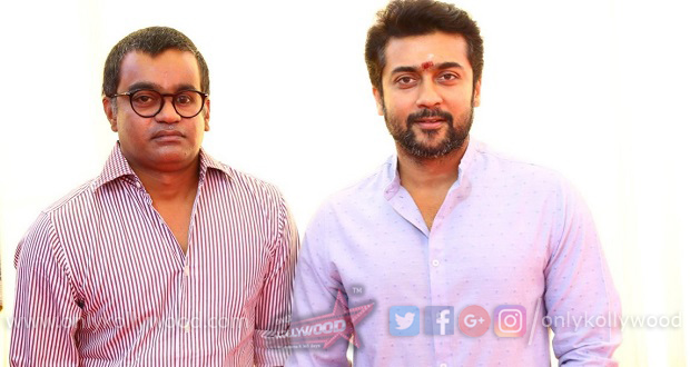 Suriya - Selvaraghavan (Suriya 36) Movie Launch
