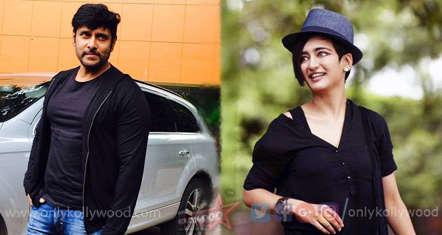 Vikram and Akshara hassan to team up next