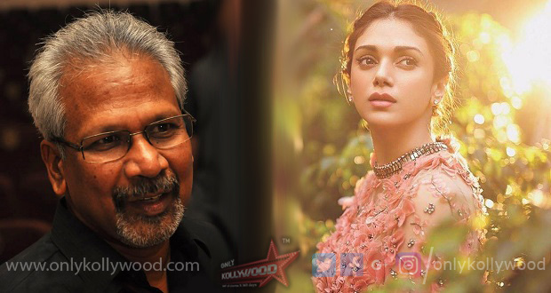 Photo of Aditi Rao Hydari on board Mani Ratnam film; Fahadh Faasil out?