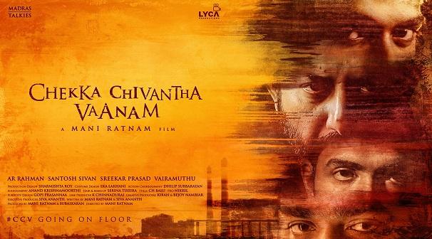 Photo of Arun Vijay starts shooting for Chekka Chivantha Vaanam