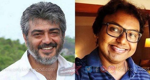 Imman to compose music for Viswasam; his first collaboration with Thala Ajith