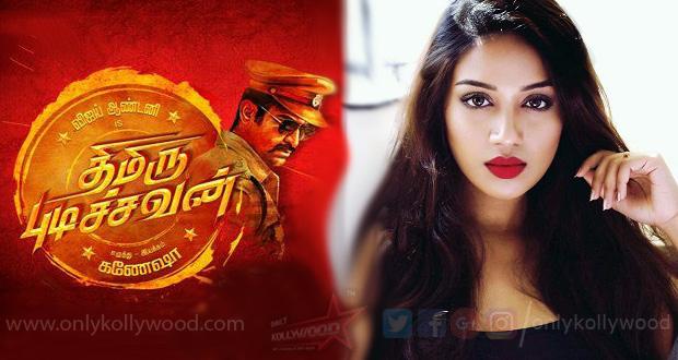 Nivetha Pethuraj to pair Vijay Antony