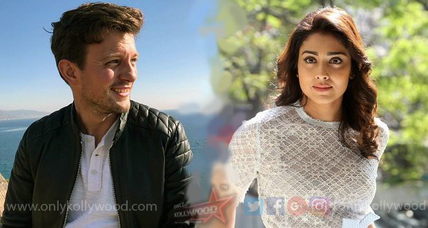 Photo of Shriya Saran and her Russian boyfriend Andrei Koscheev to tie the knot in Udaipur