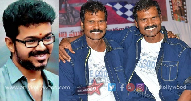 Stunt masters Ram and Laxman on board Vijay's Thalapathy 62