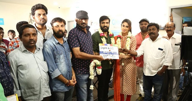 Photo of 15 days schedule underway for Santhanam's Dhillukku Dhuddu sequel in Hyderabad