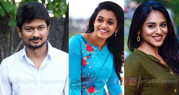 Priya Bhavani Shankar and Indhuja reportedly on board Udhay's next