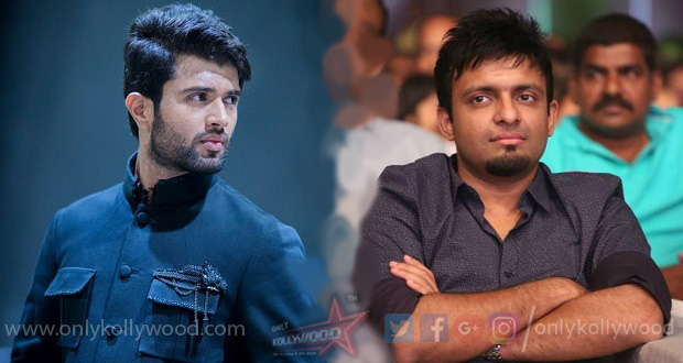 Photo of Vijay Deverakonda-Anand Shankar-Studio Green's romance drama to kickstart this month