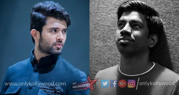 Photo of Justin Prabhakaran talks about his next with Vijay Deverakonda