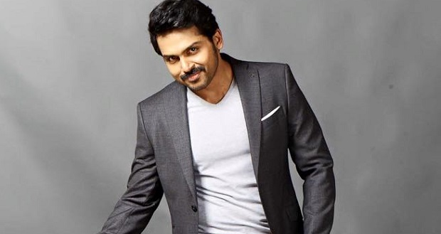 Photo of Karthi denies working on a Tamil, Telugu bi-lingual