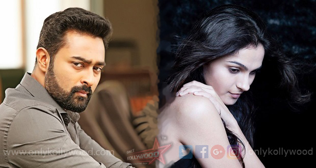 Photo of Prasanna and Andrea to team up for a suspense thriller?