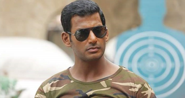 "Photo of ""There has been a miscommunication on the release date of Irumbu Thirai,"" says Vishal"