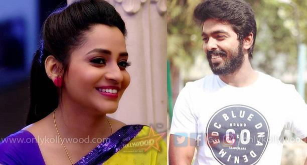 Photo of Enga Veettu Mappillai fame Abarnathi to star in GV Prakash – Vasantha Balan's next