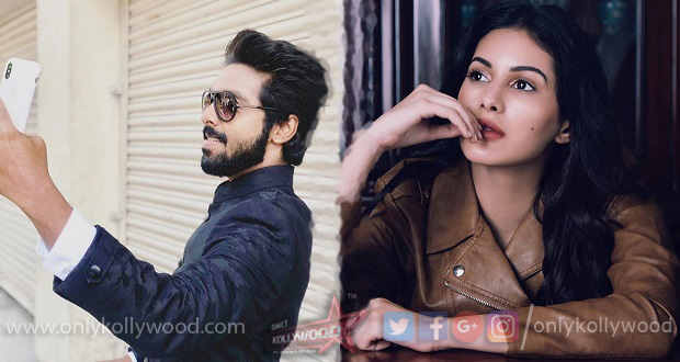 Photo of Amyra Dastur plays GV Prakash's childhood sweetheart in Adhik film