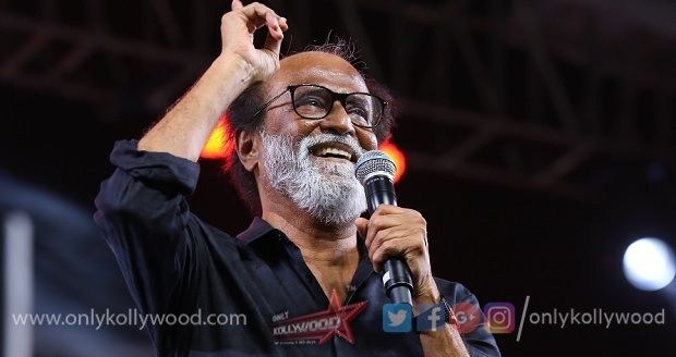 Photo of Rajinikanth returns to Chennai after completing 35-day schedule for Karthik Subbaraj film`