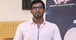vishal irumbu thirai success meet