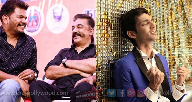 Photo of Anirudh Ravichander to compose music for Indian 2?