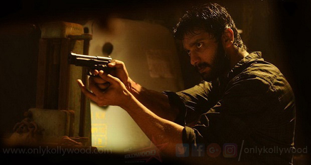 Photo of Arulnithi signs a thriller with debutant Barath Neelakandan