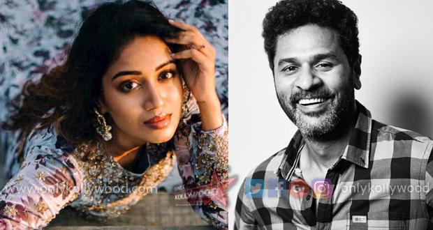 Prabhu Deva, Nivetha Pethuraj film goes on floors today