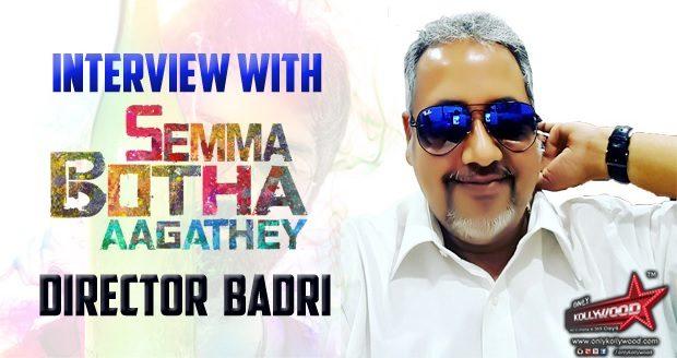 director badri venkatesh interview web