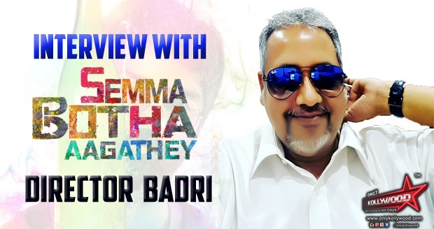 Photo of Critics are not going to rave about this film – Director Badri Venkatesh on Semma Botha Aagathey
