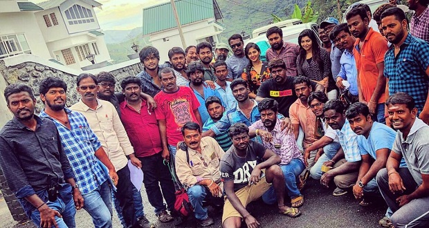 Photo of Nadodigal 2 shooting wrapped up; Sasikumar confirms Nadodigal 3