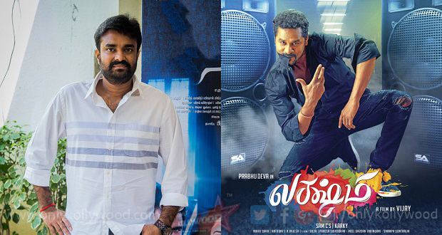 Photo of Director Vijay talks about Prabhu Deva – Aishwarya Rajesh's Lakshmi
