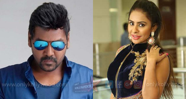 Photo of Sri Reddy bags role in Raghava Lawrence's next