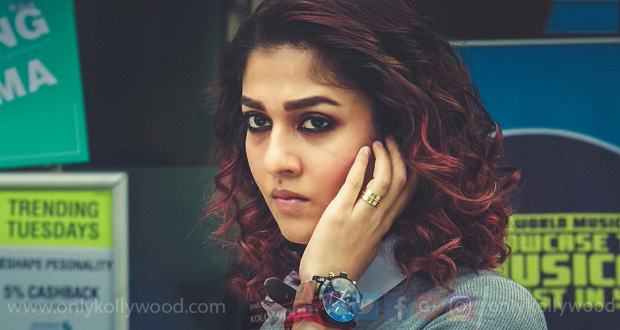 Photo of Nayanthara's great-hearted gesture for Imaikkaa Nodigal crew