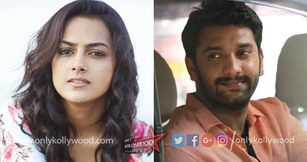 Photo of Shraddha Srinath paired opposite Arulnithi in his next